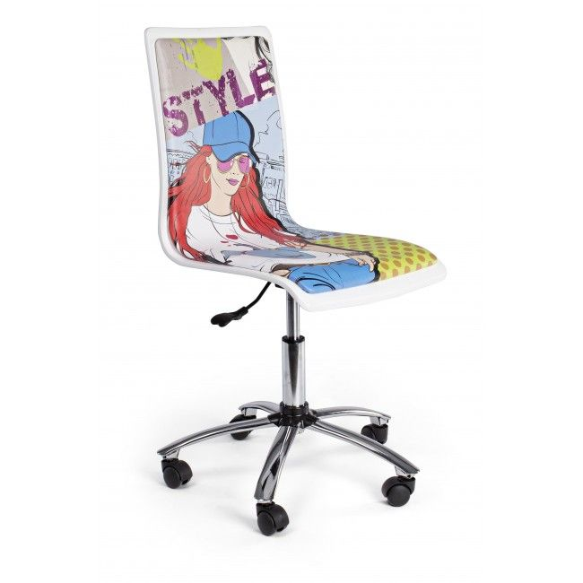 Bizzotto Yes Everyday Chair Young 42.5x87/99 cm