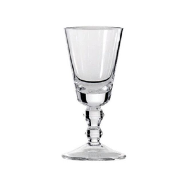 Driade Rocks III Red wine glass set 6 Ø 8,3 cm