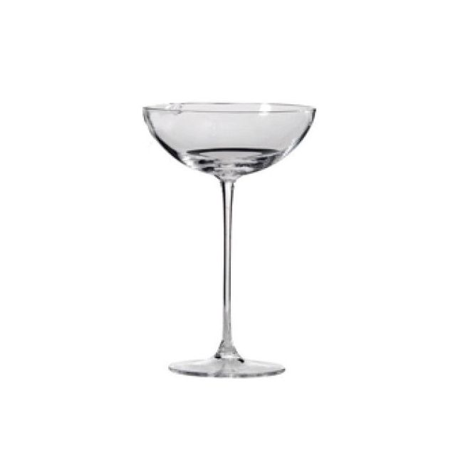 Driade La Sfera Glass for champagne  set 6 Ø 11,7 cm