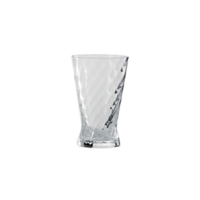 Driade Bacchus Glass for water set 6 Ø 8 cm