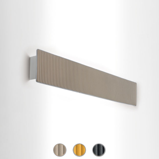 Modo Luce Wall lamp Righello LED 48W L 125 cm dimmable