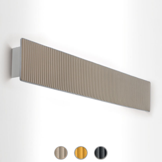 Modo Luce Wall lamp Righello LED 56W L 160 cm dimmable