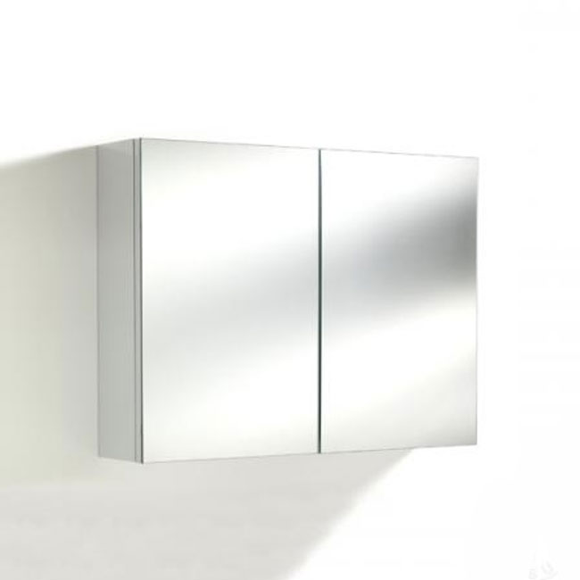 Tomasucci Mirror bathroom container B085 L.80 x H.55 cm