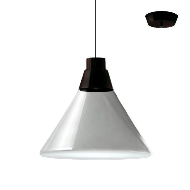 Fabbian Pendant lamp Polair LED 2,1W  IP40  L 42 cm Dimmable
