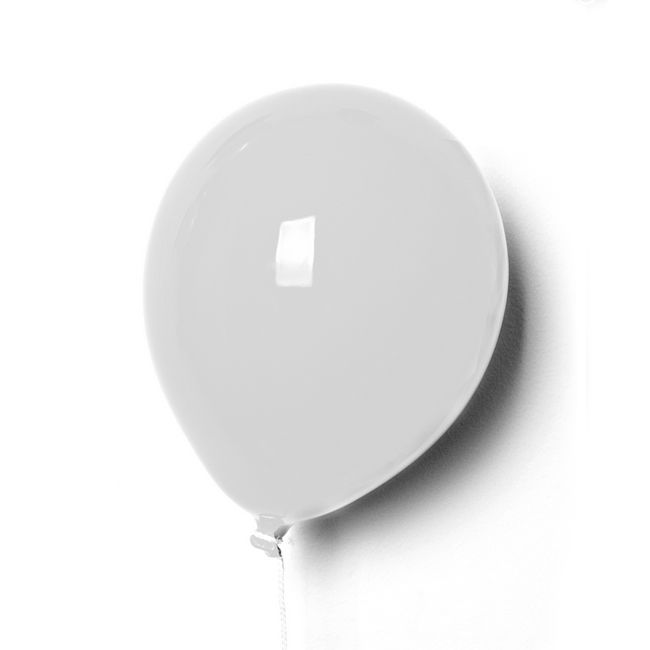 Creativando The Ceramic Balloons Ø18cm Bianco