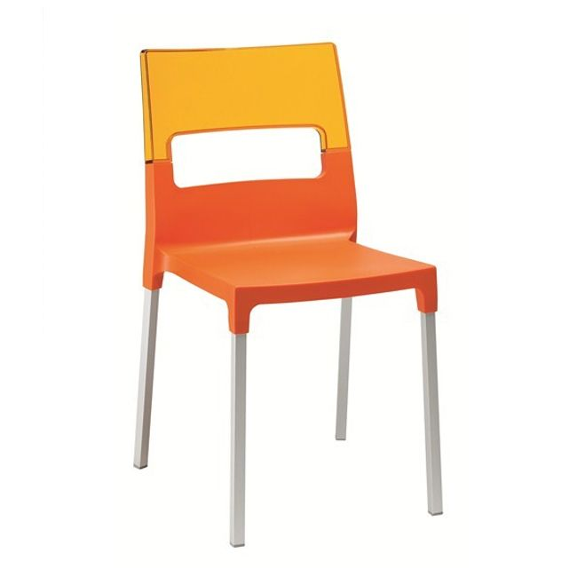 Scab Chair Diva, stackable, also for garden