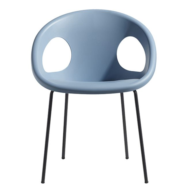Scab chairs painted legs Drop, stackable, also for garden