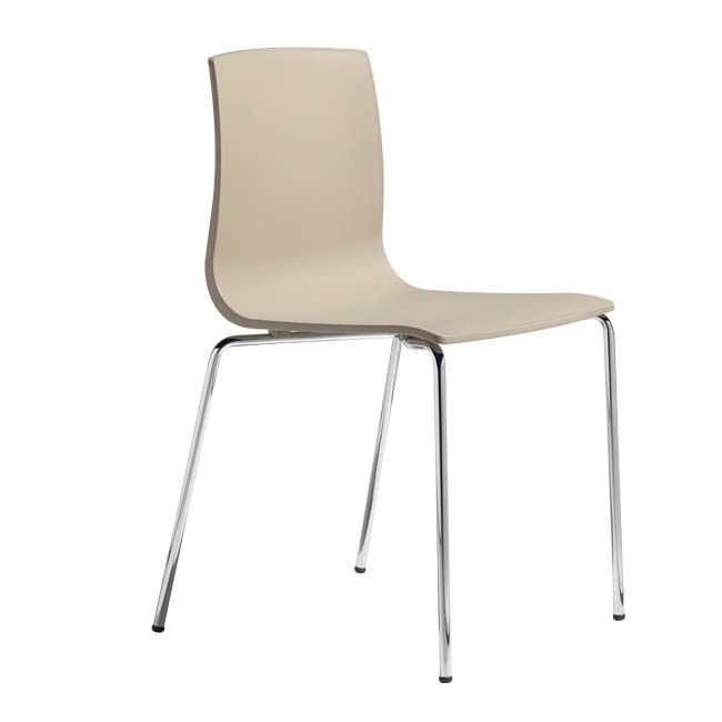 Scab Chairs Alice Chair, stackable