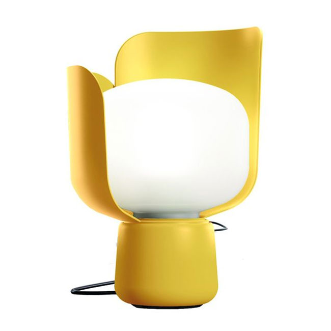 Fontana Arte table lamp Blom 1 luce E14 H 24 cm