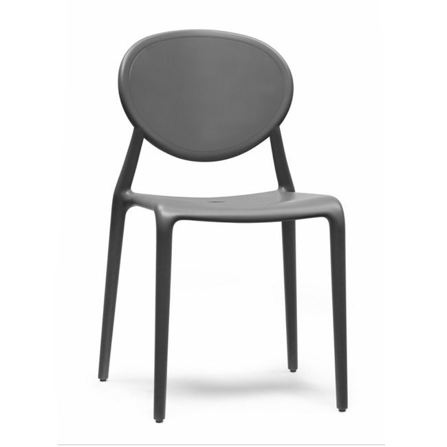 Scab  chairs Gio, stackable, also garden