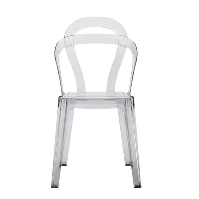 Scab Chair Titi, several colors, stackable, also for garden