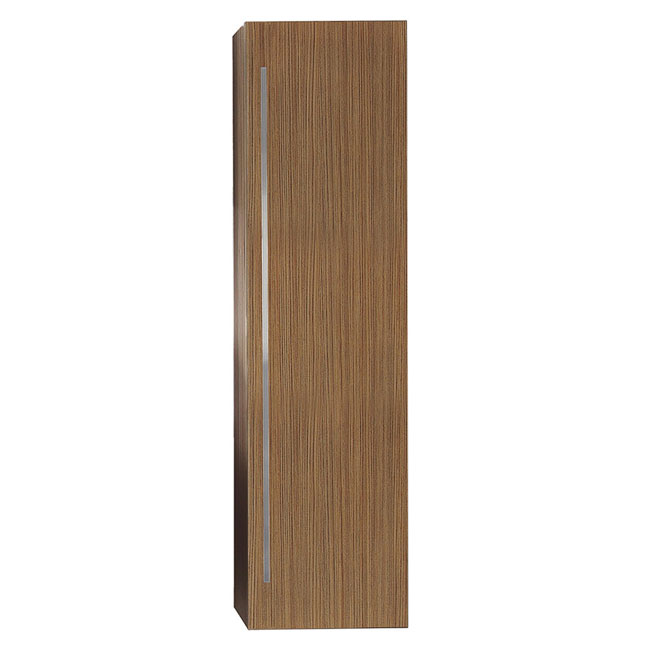 Tomasucci Bathroom hanging column B020 L 40 x H 120 cm teak finish