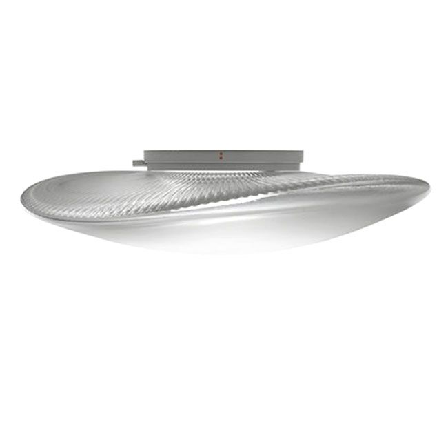 Fabbian Ceiling/Wall lamp Loop LED 17W H 50/210 cm Dimmable