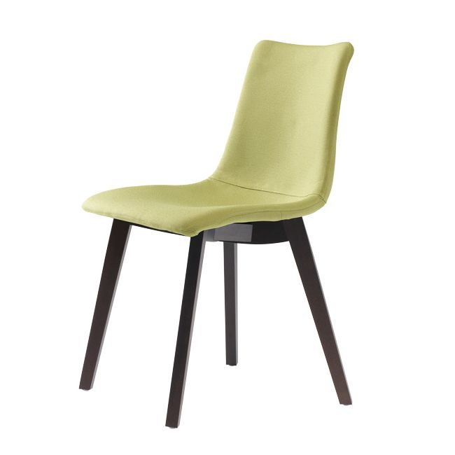 Scab Natural Zebra Pop chair stained beech