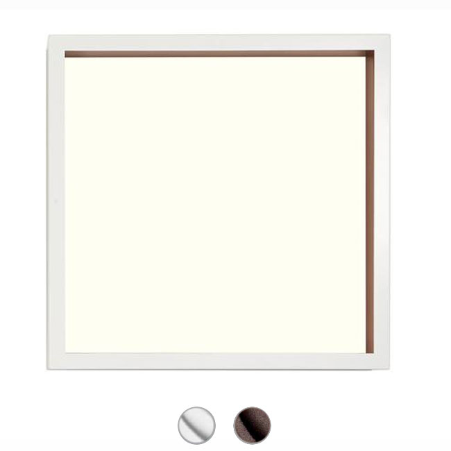 Gibas wall / ceiling lamp Valencia LED 36W L 60x60 cm