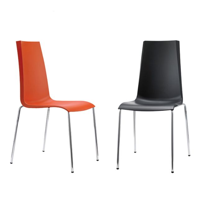 Scab chairs Mannequin, stackable