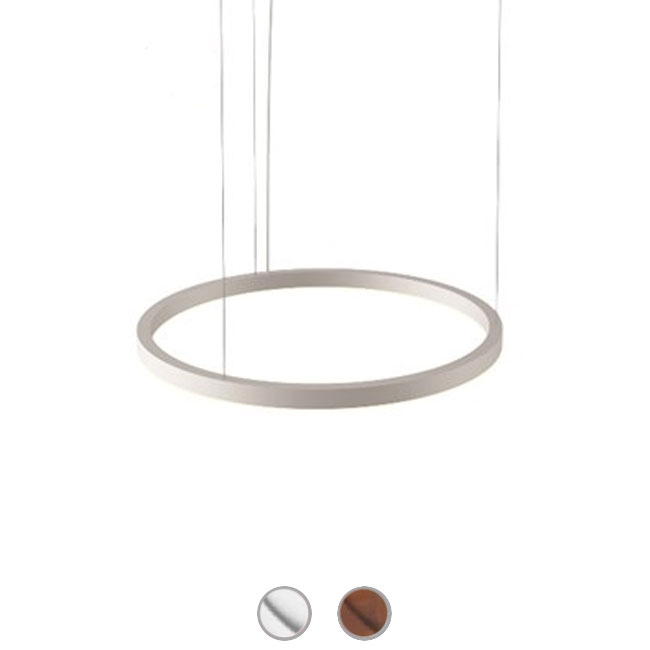 Gibas suspension lamp Polis LED dimmable