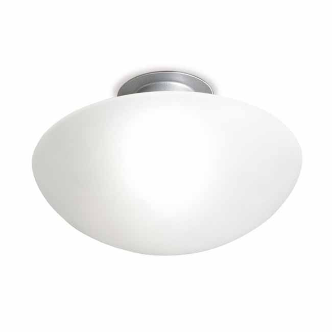Fontana Arte Wall/ceiling lamp Sillabone 1 light E27 Ø 35 cm
