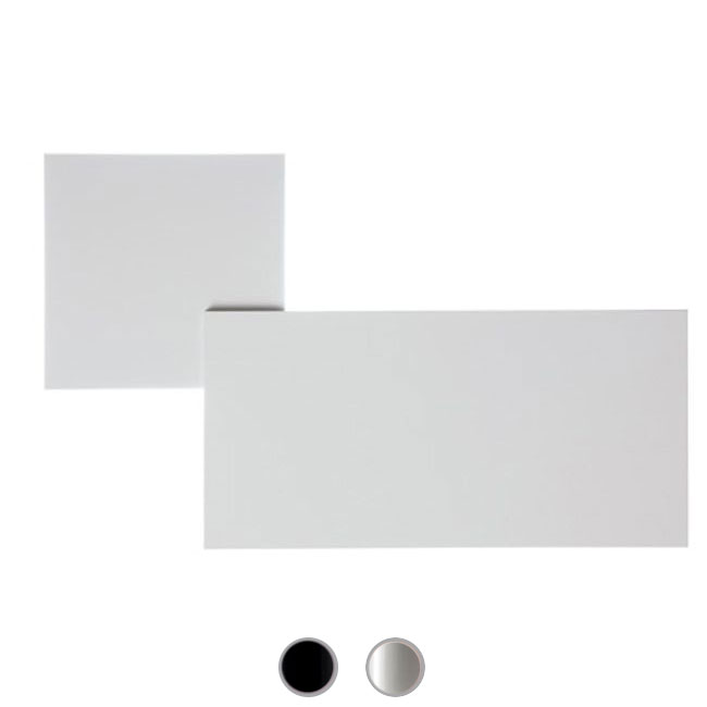 Studio Italia Design wall / ceiling lamp Puzzle Outdoor Square & Rectangle LED 34W L 48 cm Outdoor for outdoor and garden