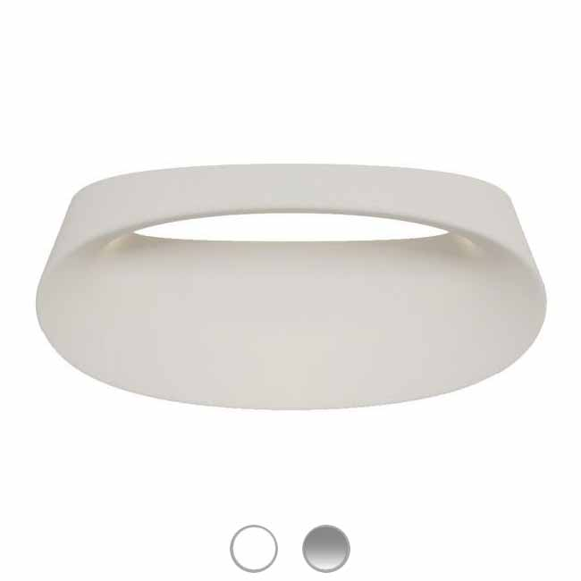 Fontana Arte Wall lamp Bonnet LED 18W L 30,7 cm