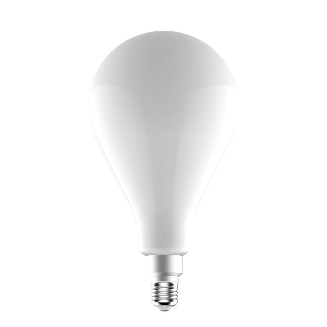Bulb Fashion Line Led Luce Milky 12W E27 2700°K 220-240v 16x29cm Dimmable DLItalia
