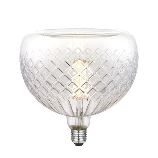 Bulb Fashion Line bellaluce 10W E27 2700°K 220-240v 19x18,7cm Dimmable DLItalia