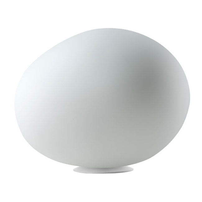 Foscarini table lamp Gregg Grande 1 luce E27 H 40 cm dimmable