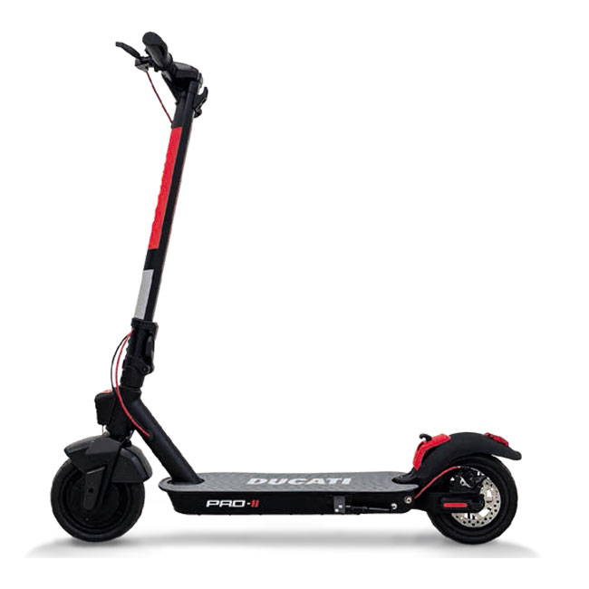 Ducati  electric scooter Pro 2 Axa Family Protection Insurance Included