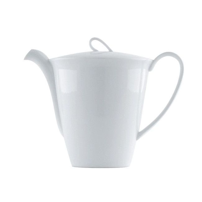 Driade The White Snow Teapot with lid L 23 cm