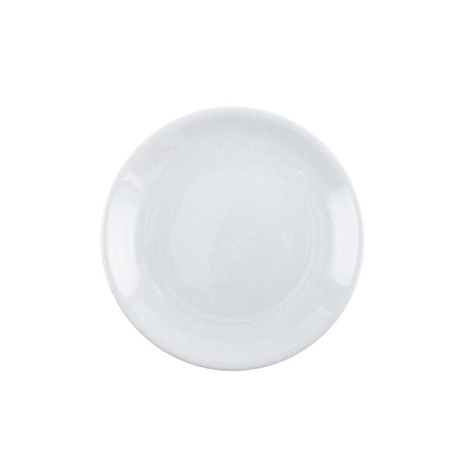 Driade The White Snow Dinner plate small set 6 Ø 9 cm