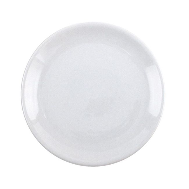 Driade The White Snow Dinner plate set 6 Ø 27,5 cm