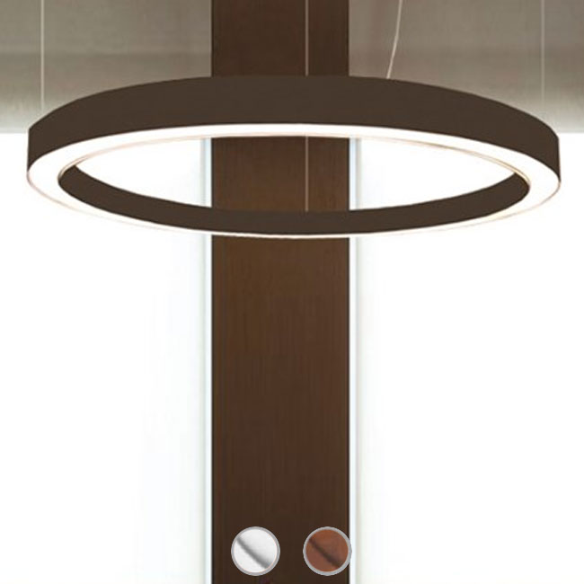 Gibas suspension lamp Snake LED dimmable