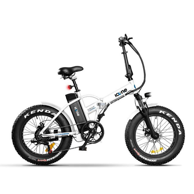 Folding E-bike Icone Navy