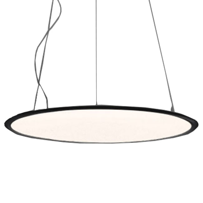 Artemide Pendant lamp Discovery LED 40W Ø 70 cm Dimmable - Compatible with application