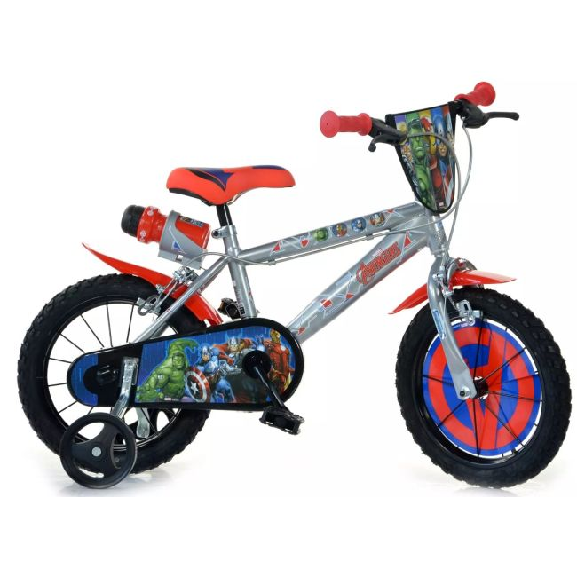 Bicycle for Children 16'' 2 Brakes Avengers