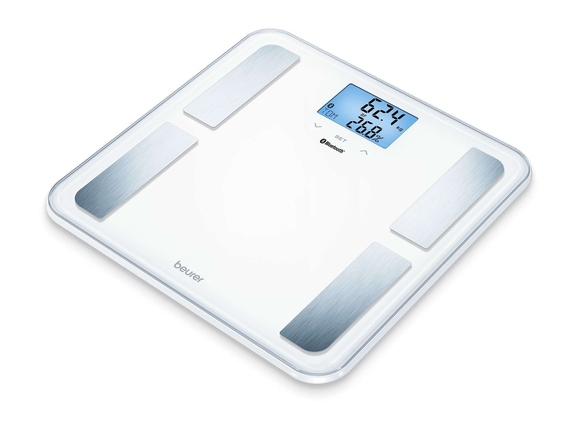 Beurer diagnostic scale Connect Premium BF 850 L 32,5 cm