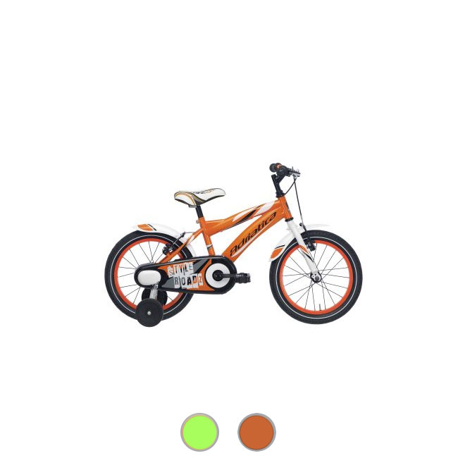 Bicycle for child 16'' H 25 cm Cicli Adriatica Boy 16
