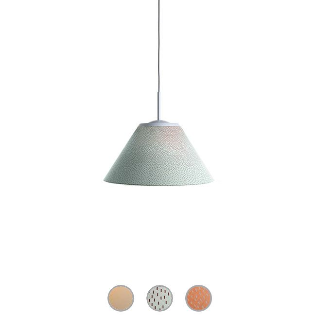 Luceplan Pendant lamp Cappuccina LED 15W Ø 36 cm Dimmable