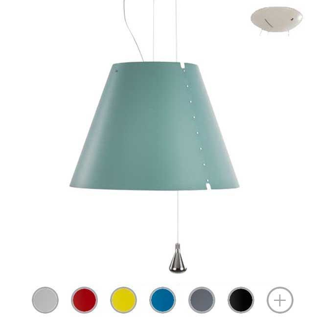 Luceplan Suspension lamp Costanza LED 23W Ø 40 cm Dimmable