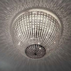 Marchetti Helios Ceiling lamp Ø 37cm 3 Lights with or without Kit RGB