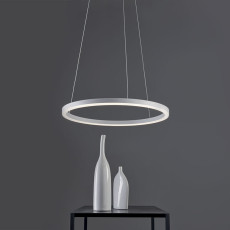 Vivida International Suspension Lamp Hurricane LED 38W Ø60cm