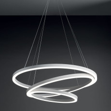 Vivida International Suspension Lamp Hurricane LED 105W Ø 80cm Dimmable