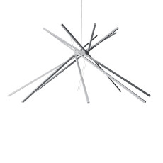 Vivida International Suspension Lamp Shang LED 54W H 113cm
