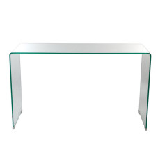 TFT Console with shelf SAL L 100 cm wot