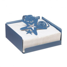 Arti e Mestieri Napkin holder with starfish Nettuno