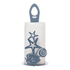 Arti e Mestieri Kitchen roll holder with marine fantasy Nettuno