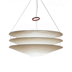 Ingo Maurer Pendant lamp Floatation E27 Ø 75 cm 1 Light