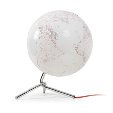 Atmosphere Nodo Map of the world Ø 30 cm 1 Light 7W