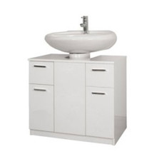 Column cover Classica L 70 cm with doors and drawers Savini