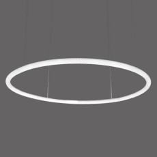 Artemide suspension lamp Alphabet of light circular LED dimmable